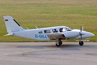 D-GILL @ EDNY - Piper PA-34-200T Seneca II [34-8070053] Friedrichshafen~D 04/04/2009 - by Ray Barber