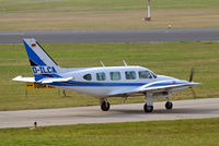 D-ILCA @ EDNY - Piper PA-31-325 Navajo C/R Friedrichshafen~D 04/04/2009 - by Ray Barber