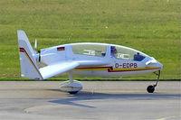 D-EDPB @ EDNY - Gyroflug SC-01B-160 Speed Canard [S-62] Friedrichshafen~D 03/04/2009 - by Ray Barber