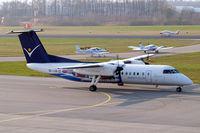 OE-LSB @ EDNY - De Havilland Canada DHC-8Q-314 Dash 8 [525] (Intersky) Friedrichshafen~D 03/04/2009