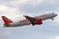 G-EZUR @ LSGG - Take off
