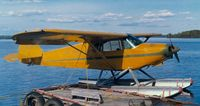 C-FPFH - Green Airways,Red Lake Ontario - by B. Green