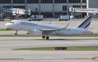 F-HEPF @ MIA - Air France A320