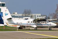 HB-LTG @ LSZR - De Havilland Canada DHC-6-300 Twin Otter [628] (Zimex Aviation) Altenrhein~HB 05/04/2009