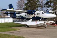 SX-BVP @ LSZR - De Havilland Canada DHC-6-300 Twin Otter [283] (AirSea Lines) Altenrhein~HB 05/04/2009