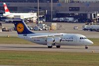 D-AVRG @ LSZH - BAe 146-RJ85 [E2266] (Lufthansa Regional) Zurich~HB 05/04/2009 - by Ray Barber