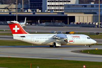 HB-IXT @ LSZH - BAe 146RJ-100 [E3259] (Swiss European Air Lines) Zurich~HB 05/04/2009