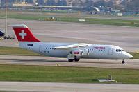 HB-IYW @ LSZH - BAe 146RJ-100 [E3359] (Swiss European Air Lines) Zurich~HB 05/04/2009