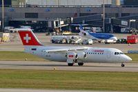 HB-IXP @ LSZH - BAe 146RJ-100 [E3283] (Swiss European Air Lines) Zurich~HB 05/04/2009