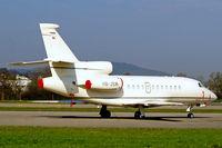 HB-JSW @ LSZH - Dassault Falcon 900DX [601] (ExecuJet Europe) Zurich~HB 07/04/2009