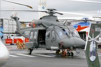MM81798 @ LFPB - AgustaWestland HH-139A, Static display, Paris-Le Bourget Air Show 2013 - by Yves-Q