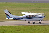 D-EKVW @ EDNY - Cessna P.210N Pressurized Centurion [P210-00579] Friedrichshafen~D 04/04/2009 - by Ray Barber