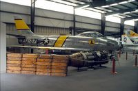 51-13371 @ KFFZ - Displayed at the Champlin Fighter Museum, Phoenix, Arizona in 2003. - by Alf Adams