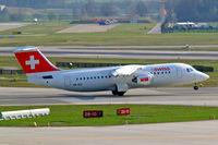HB-IXQ @ LSZH - BAe 146RJ-100 [E3282] (Swiss European Air Lines) Zurich~HB 05/04/2009