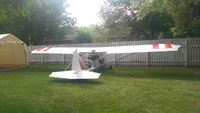 C-IBZQ - It now has Plus 2 wing and tail conversion. - by Michael Coulic