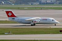 HB-IXS @ LSZH - BAe 146RJ-100 [E3280] (Swiss European Air Lines) Zurich~HB 05/04/2009