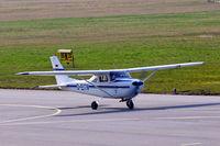 D-EITN @ EDNY - Cessna 172E Skyhawk [172-51442] Friedrichshafen~D 03/04/2009 - by Ray Barber