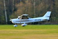 OO-KPW @ EDNY - Cessna 172R Skyhawk [172-80065] Friedrichshafen~D 03/04/2009