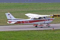 D-EIYN @ EDNY - R/Cessna F.172N Skyhawk [1855] Friedrichshafen~D 04/04/2009 - by Ray Barber