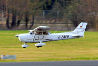 D-EAFD @ EDNY - Cessna 172S Skyhawk [172S-10693] (Air Alliance) Friedrichshafen~D 04/04/2009 - by Ray Barber