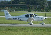 N310FL @ ORL - Cirrus SR22 - by Florida Metal