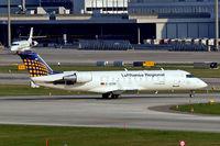 D-ACRK @ LSZH - Canadair CRJ-200LR [7901] (Lufthansa Regional) Zurich~HB 05/04/2009 - by Ray Barber