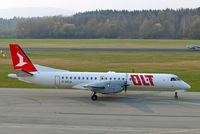 D-AOLB @ EDNY - SAAB 2000 [005] (OLT) Friedrichshafen~D 04/04/2009