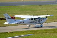 OO-FKG @ EDNY - Cessna 182T Skylane [182-81696] Friedrichshafen~D 03/04/2009