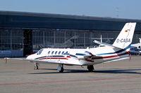 D-CASA @ LSZH - Cessna Citation Encore [560-0544] Zurich~HB 07/04/2009 - by Ray Barber