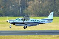 D-FDAK @ EDNY - Cessna 208B Grand Caravan [208B-2038] Friedrichshafen~D 03/04/2009 - by Ray Barber