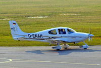 D-ENAH @ EDNY - Cirrus Design SR-22G2 [1257] Friedrichshafen~D 03/04/2009 - by Ray Barber