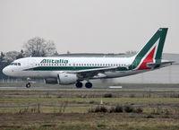 I-BIMA @ LFBO - Ready for take off rwy 32R - by Shunn311