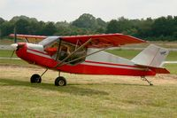 56-PD @ LFES - Rans S-6-ES-TR Coyote II, Guiscriff airfield (LFES) open day 2014 - by Yves-Q