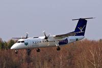 OE-LIA @ EDNY - De Havilland Canada DHC-8Q-314 Dash 8 [505] (Intersky) Friedrichshafen~D 03/04/2009