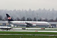 C-GUAJ @ YVR - Under tow at YVR - by metricbolt