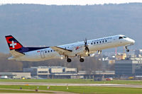 HB-IZZ @ LSZH - SAAB 2000 [048] (Darwin Airline) Zurich~HB 05/04/2009