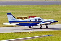 I-GGMS @ EDNY - Piper PA-34-220T Seneca V [3449016] Friedrichshafen~D 03/04/2009