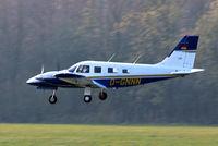 D-GNNN @ EDNY - Piper PA-34-220T Seneca IV [3447017] Friedrichshafen~D 03/04/2009 - by Ray Barber