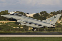 1023 @ LMML - Landing runway 31 - by Roberto Cassar