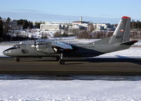 407 @ ESSA - Taxiing to ramp S. - by Anders Nilsson