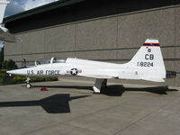 63-8224 @ KMMV - Displayed in USAF colors at Evergreen Aviation and Space Museum, McMinnville, Oregon in 2007. - by Alf Adams
