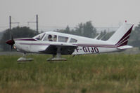 F-GIJO @ LFMP - Taxiing