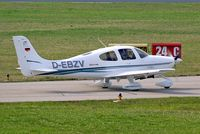 D-EBZV @ EDNY - Cirrus Design SR-20 [1245] Friedrichshafen~D 04/04/2009 - by Ray Barber