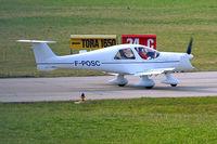 F-POSC @ EDNY - Dyn Aero MCR-4S 2002 [96] Friedrichshafen~D 03/04/2009