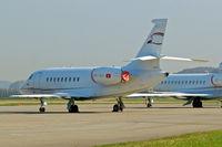 HB-IAU @ LSZH - Dassault Falcon 2000EX [14] (Cat Aviation) Zurich~HB 07/04/2009