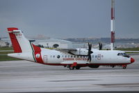 MM62270 @ LMML - ATR42 MM62270/10-03 Italian Coast Guards - by Raymond Zammit