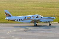 LX-AVS @ EDNY - Piper PA-32R-301T Turbo Saratoga SP [32R-8129087] Friedrichshafen~D 03/04/2009 - by Ray Barber