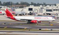 N334QT @ MIA - Avianca Cargo A330-200F