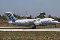 A2-ABG @ LMML - Landing runway 13 - by Roberto Cassar
