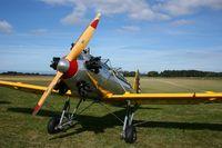 N53018 @ LFRU - Ryan Aeronautical ST3KR, Static display, Morlaix-Ploujean airport (LFRU-MXN) air show in september 2014 - by Yves-Q